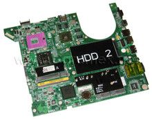 DELL LAPTOP STUDIO 1735, 1737  MOTHERBOARD  INTEL S478 / TARJETA MADRE REFURBISHED DELL NU493