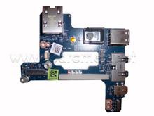 DELL LATITUDE E6510,M4500 AUDIO USB BOARD RJ-45 /  NEW DELL AUDIO USB BOARD, 3DD5J, FNW40