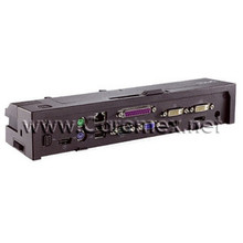 DELL LATITUDE SERIES  E-PORT PLUS REPLICATOR WITH 130-WATT POWER ADAPTER CORD  (PARA 2 MONITORES) REFURBISHED DELL YP126, 430-3114, YP021, CY640