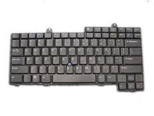 DELL LATITUDE C400 KEYBOARD SPANISH /TECLADO ESPAÑOL   NEW DELL 7E832, 4F382, NSK-D300S