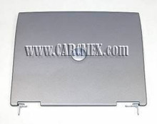 DELL  LATITUDE D600, LCD REAR BACK COVER PLASTIC & HINGES,DELL REFURBISHED, 8M669