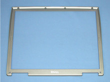 DELL LATITUDE D500, D600  FRONT LCD BEZEL 14.1 INCH  NEW DELL 6M873
