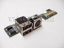 DELL LATITUDE D600, INSPIRON 600M USB S-VIDEO OUT CIRCUIT BOARD REFURBISHED DELL 5M838, DA0JM1PI6E