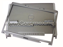 DELL INSPIRON 1501 / E6400 / E1505 15.4 LCD BACK COVER /FRONT TRIM BEZEL / HINGE COVER / RUBBER BUMPER SCREW COVERS NEW DELL UF165,NF882,HF907,H5904