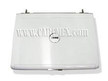 DELL INSPIRON  1520 / 1521 15.4 LCD BACK TOP COVER LID ASSEMBLY WHITE / TOP COVER BLANCO, DELL REFURBISHED, YY033