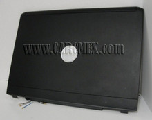 DELL INSPIRON 1520, 1521,  VOSTRO 1500 TOP COVER BLACK/NEGRO 15.4 LCD LID BACK REFURBISHED DELL NW683