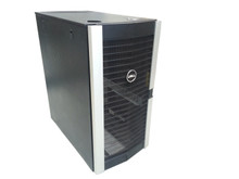 DELL 2420 SERVER RACK 24U CABINET RACKS C/ PUERTA FRONTAL, TRASERA, Y DOS PANELS GRADE B REFURBISHED R2420