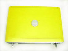 DELL INSPIRON 1520_1521/ VOSTRO 1500 TOP COVER YELLOW/AMARILLO 15.4 LCD LID BACK GM396