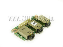 DELL INSPIRON 1400, 1420, 1421, VOSTRO 1400 AUDIO PORTS CIRCUIT BOARD REFURBISHED DELL 08G20EA04005DE