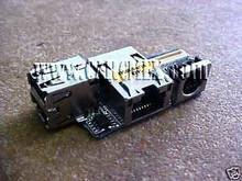 DELL LATITUDE D610 USB PORT/S-VID/LAN BOARD REFURBISHED DELL DAJM5DLBAA5