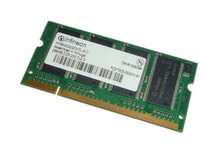 DELL LAPTOP  MEMORIA INFINEON 256MB 200-PIN PC2700 DDR333 SDRAM NEW DELL S-2533-0-A1, HYS64D32020HDL-6-C