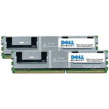 DELL POWEREDGE PE 1900, 1950, 2900, 2950, R900, M600, SC1430, MEMORIA 4GB (2X2GB) 667MHZ ( PC2-5300 )  KIT NEW  DELL SNP9W657CK2/4G