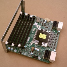 DELL PRECISION T7500 2ND CPU AND MEMORY RISER CARD / TARJETA PARA EXPANDIR MEMORIA CON PROC SOCKET NEW DELL H236F