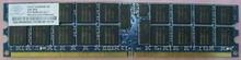 DELL SERVER MEMORIA 2GB (PC2-3200)NANYA DDR2-400MHZ ECC REGISTERED CL3 240-PIN DIMM DUAL RANK MEMORY MODULE MFR  REFURBISHED DELL NT2GT72U4NA0BV-5A