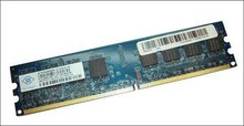 DELL DESKTOP MEMORY 1GB DDR2 667MHZ (PC2-5300)NANYA 240 PIN REFURBISHED ,  NT1GT72U4PA0BV-5A