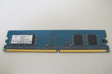 DELL DESKTOP MEMORIA  256MB DDR2-533  1RX16 (PC2-4200U)NANYA -444-12-C1 240PIN  NT256T64UH4A0FY-37B
