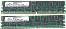 DELL POWEREDGE 650, 2600, 2650, 1750, 3250, 6600, 6650 MEMORY/MEMORIA DE 2 GB  266 MHZ ( PC2100 )  REFURBISHED  DELL A0743717, SNP9U176C/2G
