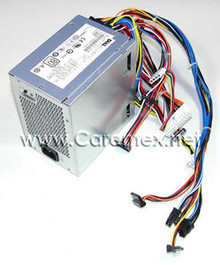 DELL PRECISION PWS T3400 /PE T410 POWER SUPPLY /FUENTE DE PODER 525W NON REDUNDANTE REFURBISHED DELL YY922, M327J