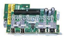 DELL OPTIPLEX GX520 GX620 SFF / DT FRONT POWER BUTTON BAR & I/O PANEL P8476
