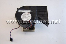 DELL OPTIPLEX GX280 SFF, DIMENSION 4700C NMB-MAT BLOWER FAN (NO HEATSINK) REFURBISHED DELL M5786, T5098, T2607, BG0903-B049-POS