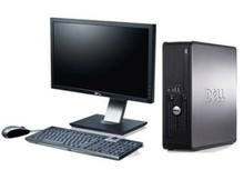 DELL OPTIPLEX 780 MT  CORE 2 DUO E7500 WITH VT/2.93GHZ,3M,1066FSB, 317-2456
