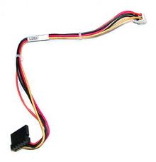 DELL OPTIPLEX SX280 GX620 USFF SATA SERIAL ATA POWER CABLE  U2837