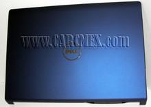 DELL STUDIO 1535, 1536, 1537 LCD BACK COVER 15.4 IN LID BLUE DARK / TAPA EXTERIOR AZUL REFURBISHED DELL M107C, P617X
