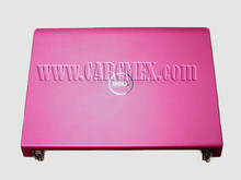 DELL STUDIO 1535, 1536, 1537  LCD BACK COVER 15.4IN LID / TAPA  EXTERIOR ROSA CON BISAGRAS REFURBISHED DELL P636X, N472H