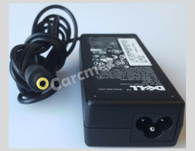 DELL Laptop Inspiron Latitude Vostro ORIGINAL AC Adapter PA-16 60W (5.5MM X 2.5MM) 19V - 3.16A, With Power Cable / Adaptador de Corriente Original con Cable de Corriente REFURBISHED DELL 310-5422, 310-6499, 310-640, F9710, TD231, PA-1600-06D1