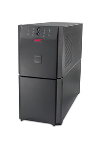 APC SMARTUPS 2200VA NO BREAK TORRE 120V 10OUTLET 24MIN 1/2CARG C/REG NEW UPS SUA2200