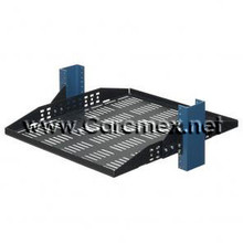 CONFIGURABLE RELAY RACK SHELF VENT / CHAROLA CON VENTILACION CONFIGURABLE  - 20