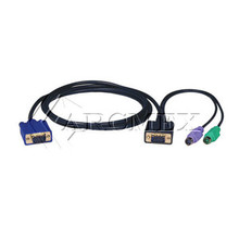 TRIPP LITE KVM CABLES  6FT SLIM  PS2 FOR B004-008 KVM SWITCH NEW  P750-006