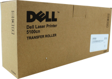 DELL IMPRESORA 5100 / 5110 ORIGINAL TRANSFER ROLL/ROLL DE TRANSFERENCIA NEW DELL 310-5814, M7077, J6343, A3274601