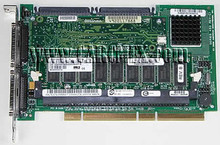 DELL POWEREDGE PERC3 DC SCSI RAID CONTROLLER 128MB CACHE REFURBISHED DELL 9M912