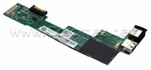 DELL VOSTRO 3500  BATTERY USB  CONNECTOR CIRCUIT IO DAUGHTER BOARD / CONECTOR DE BATERÍA DE CIRCUITO USB NEW DELL 632VY