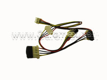 DELL POWEREDGE 4100 6100 16INCH 8-PIN TO 4-PIN POWER SPLITTER CABLE (WIRING HARNESS)  REFURBISHED DELL  93836