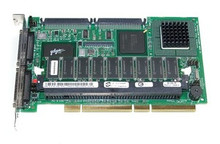 DELL POWEREDGE PERC3/DC 64MB SCSI RAID CONTROLLER, SERIES 493, DELL 0C705