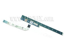 DELL VOSTRO 1510, 1520, 1710, 1720 LED MEDIA CONTROL BUTTONS CIRCUIT BOARD REFURBISHED DELL  F2460, F246D