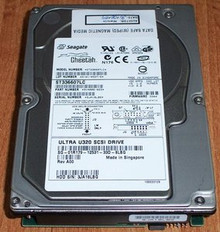 DELL PE 2600 DISCO DURO 36GB 10K SCSI 3.5 HD 80-PIN NEW DELL 1R179