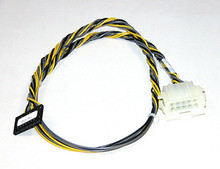 DELL POWEREDGE 4300 , 4400 ,  6300  DRIVE FAN POWER CABLE  REFURBISHED DELL 14954