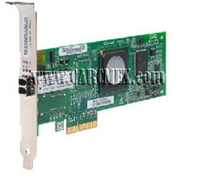 DELL POWEREDGE 4400, 6350, 6450, 8450, SC1400, SC1500, POWER VAULT 251F,  QLOGIC FIBER NETWORK CARD, REFURBISHED DELL FC0210406-07, 1177R