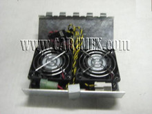 DELL POWEREDGE 6400 DUAL FAN ASSEMBLY, REFURBISHED DELL  0F691