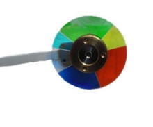DELL Proyector 1410X , 4610X Replacement Color WHEEL / Rueda De Colores De Reemplazo NEW DELL  23.8BA19G003A , Clartronic 102353640