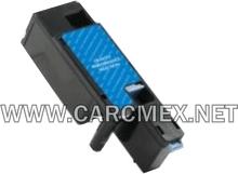 DELL IMPRESORA 1250, 1350, 1355, C1760, C1765 TONER ALTERNATIVO COMPATIBLE NEW CYAN (1.4K PGS) ALTA CAPACIDAD DELL MSE, FYFKF, C5GC3, PDVTW, 331-0777, A7247718