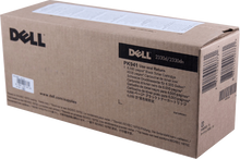 DELL IMPRESORA 2335, 2355 TONER ORIGINAL NEGRO (6,000 PGS) ALTA CAPACIDAD USED & RETURNED NEW DELL  RR700, PK941, 330-2667