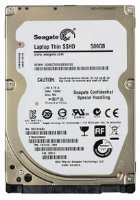 DELL LAPTOP HARD DRIVE 500GB 5400 RPM SOLID STATE HARD DRIVE SATA 8MB / SATA HIBRIDO SSD /  DISCO DURO ESTADO SOLIDO 500GB SATA HIBRIDO SSD DELL NEW KY48G, 400-ACFU