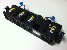 DELL POWEREDGE R300 QUAD 4 FAN COOLING MODULE ASSEMBLY/ CUATRO ABANICO  NEW DELL  GX073, 0GX073