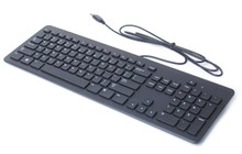 DELL KEYBOARD ENGLISH USB  / TECLADO INGLES REFURBISHED DELL N8WF8, KB113P