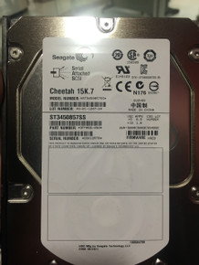 DELL DISCO DURO SEAGATE SAS-3.5IN 450GB@15K RPM 6GBS SIN CHAROLA NEW DELL ST3450857SS