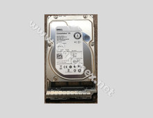DELL PowerEdge Hard Drive 2TB@7.2K 3.5IN SAS RPM 6GBPS / Disco Duro con Charola NEW DELL 67TMT, 1P7DP, 4WKK8, ST2000NM0001, R755K, ST32000444SS